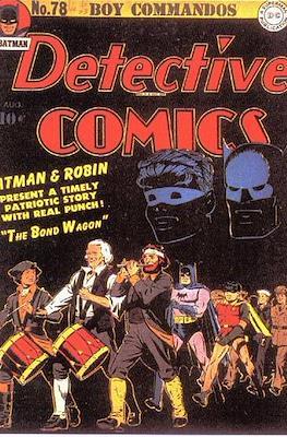 Detective Comics Vol. 1 (1937-2011; 2016-) (Comic Book) #78