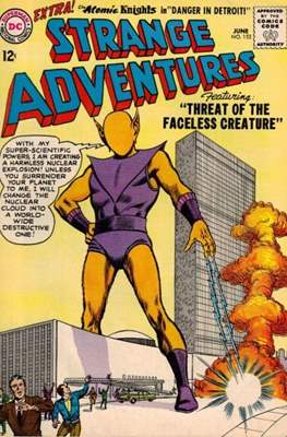 Strange Adventures (Comic Book) #153