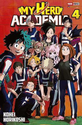 My Hero Academia (Rústica) #4