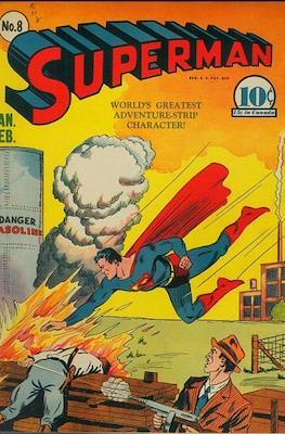 Superman Vol. 1 / Adventures of Superman Vol. 1 (1939-2011) #8