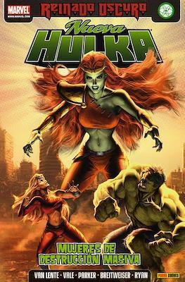 Nueva Hulka. Mujeres de destrucción masiva. Reinado Oscuro