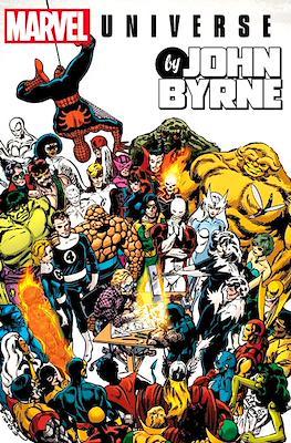 Marvel Universe by John Byrne (Hardcover 1120-1296 pp) #1