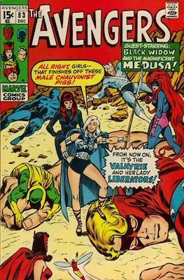 The Avengers Vol. 1 (1963-1996) (Comic Book) #83