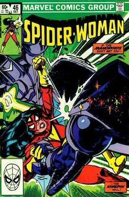 Spider-Woman (Vol. 1 1978-1983) (Comic Book) #46