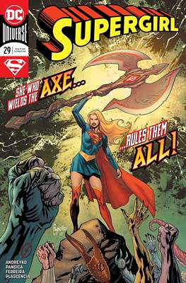 Supergirl Vol. 7 (2016-) (Comic-book) #29
