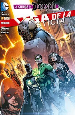 Liga de la Justicia. Nuevo Universo DC / Renacimiento (Grapa) #44