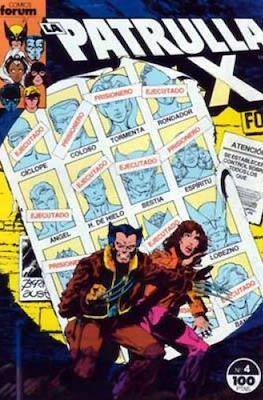 La Patrulla X Vol. 1 (1985-1995) #4