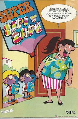 Super Zipi y Zape (Grapa, 64 páginas (1973)) #20