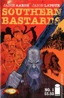 Southern Bastards (Variant Cover) #1.1