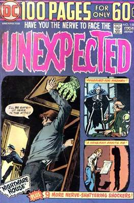 The Unexpected (Comic Book) #158