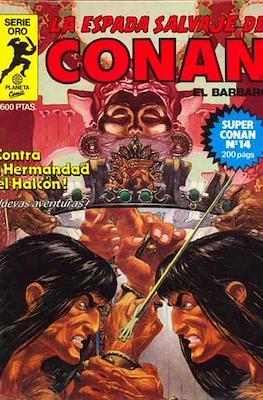 Super Conan. La Espada Salvaje de Conan (Cartoné 1ª Edición.) #14
