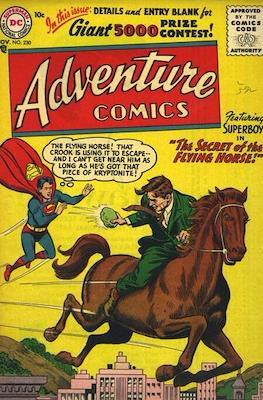 New Comics / New Adventure Comics / Adventure Comics (1935-1983 ; 2009-2011) (Comic Book) #230