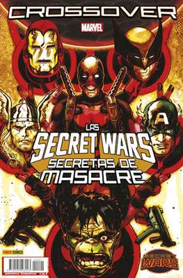 Secret Wars: Crossover