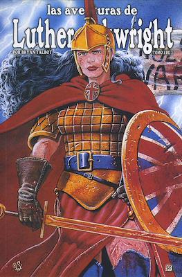 Las aventuras de Luther Arkwright #3