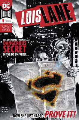 Lois Lane (2019-2020)