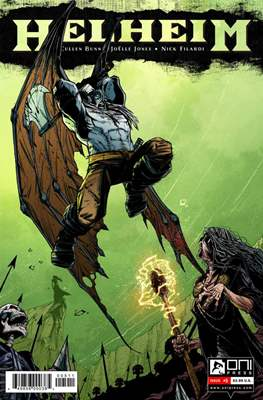 HelHeim (Comic book) #5