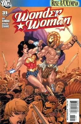 Wonder Woman Vol. 3 (2006-2011) (Comic Book) #31