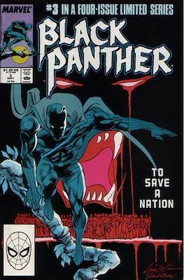 Black Panther vol.2 (1988) (Comic Book) #3