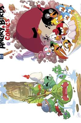 Angry Birds Comics (2016) #12.1