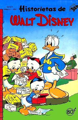 Historietas de Walt Disney