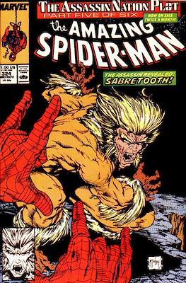 The Amazing Spider-Man Vol. 1 (1963-2007) (Comic-book) #324