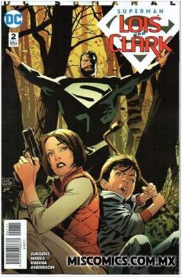 Superman: Lois and Clark (Grapa) #2