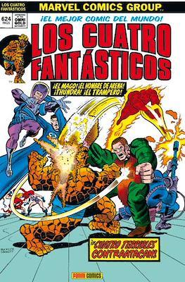 Los Cuatro Fantásticos. Marvel Gold (Omnigold) #7