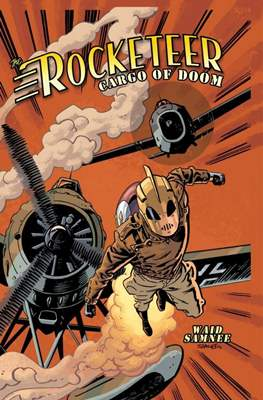 The Rocketeer. Cargo of Doom