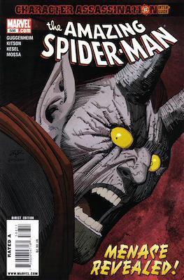 The Amazing Spider-Man Vol. 2 (1999-2014) (Comic-Book) #586