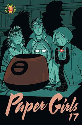 Paper Girls (Grapa 32 pp) #17