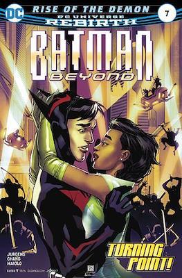 Batman Beyond (Vol. 6 2016-...) #7