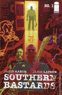 Southern Bastards (Variant Cover) #1.2