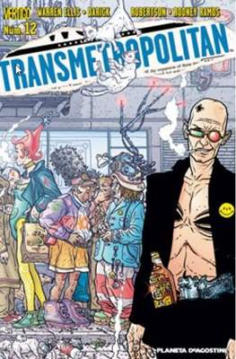 Transmetropolitan (Rústica 48-144 pp) #12