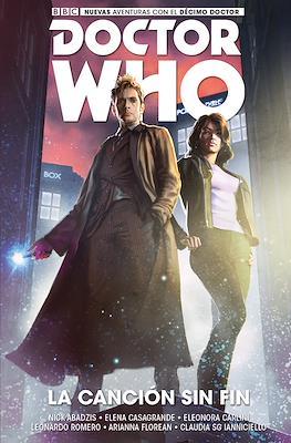 Doctor Who: El Décimo Doctor (Rústica 124 pp) #4