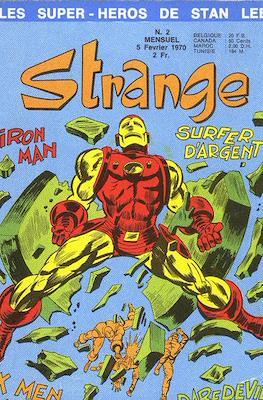 Strange #2