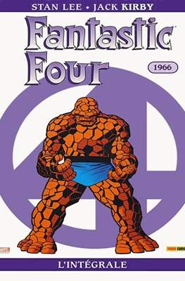 Fantastic Four: L'intégrale #5