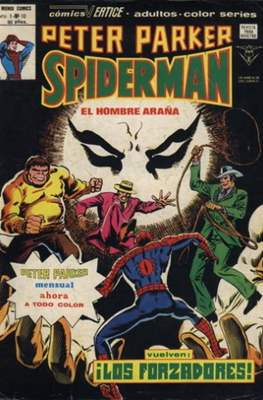 Peter Parker Spiderman Vol. 1 (1978-1980) (Grapa 36 pp) #10
