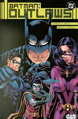 Batman: Outlaws (2000) #3