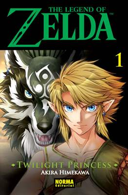 The Legend of Zelda: Twilight Princess (Rústica con sobrecubierta) #1