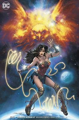 Wonder Woman Vol. 5 (2016- Variant Cover) #67
