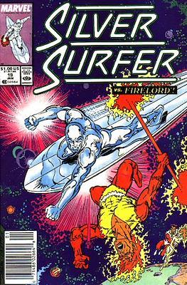 Silver Surfer Vol. 3 (1987-1998) #19