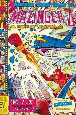 Nuevas aventuras de Mazinger-Z, el robot de las estrellas (Grapa) #8