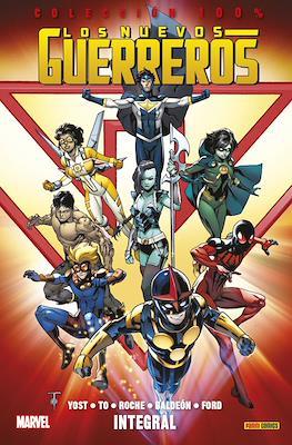 Los Nuevos Guerreros Integral. 100% Marvel