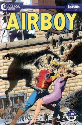 Airboy (Grapa 32 pp) #10