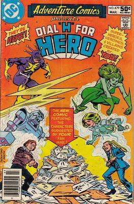 New Comics / New Adventure Comics / Adventure Comics (1935-1983; 2009-2011) (Saddle-Stitched) #479