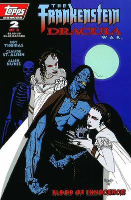 The Frankenstein Dracula War (Comic Book) #2