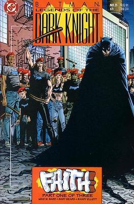 Batman: Legends of the Dark Knight Vol. 1 (1989-2007) (Comic Book) #21