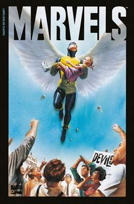 Marvel Facsímil: Marvels (Rústica 48 pp) #2