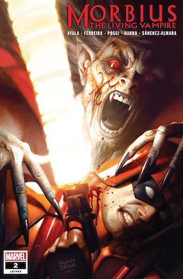 Morbius: The Living Vampire Vol. 3 (Comic Book) #2