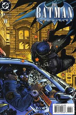 The Batman Chronicles (1995-2000) (Grapa) #13